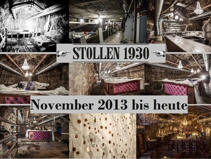Happy Birthday - Stollen 1930