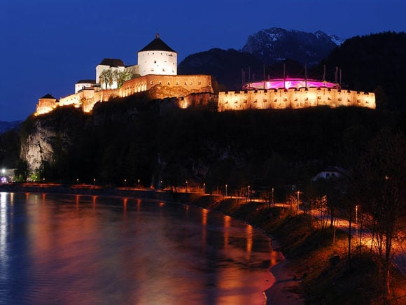 Fortress Kufstein: Landmark, Cultural site, event location