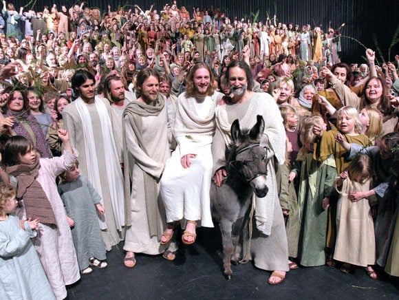 Passion play Erl