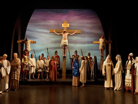 Passion play Thiersee