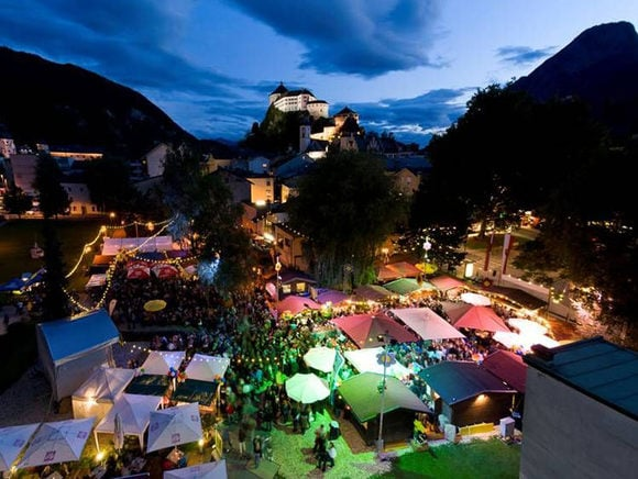 Wine Festival Kufstein 18th of July & 19th of July 2014